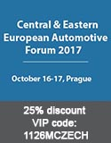 Central & Eastern European Automotive Forum 2017